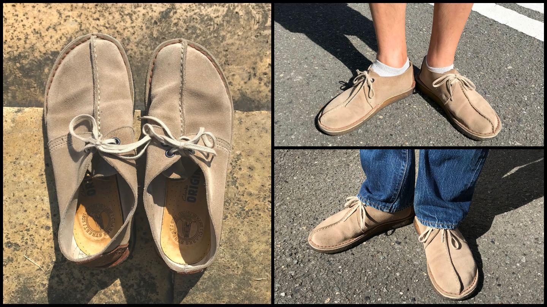 クラークスのデザートトレックは20代でも40代でもずっと履ける靴【愛用歴12年】