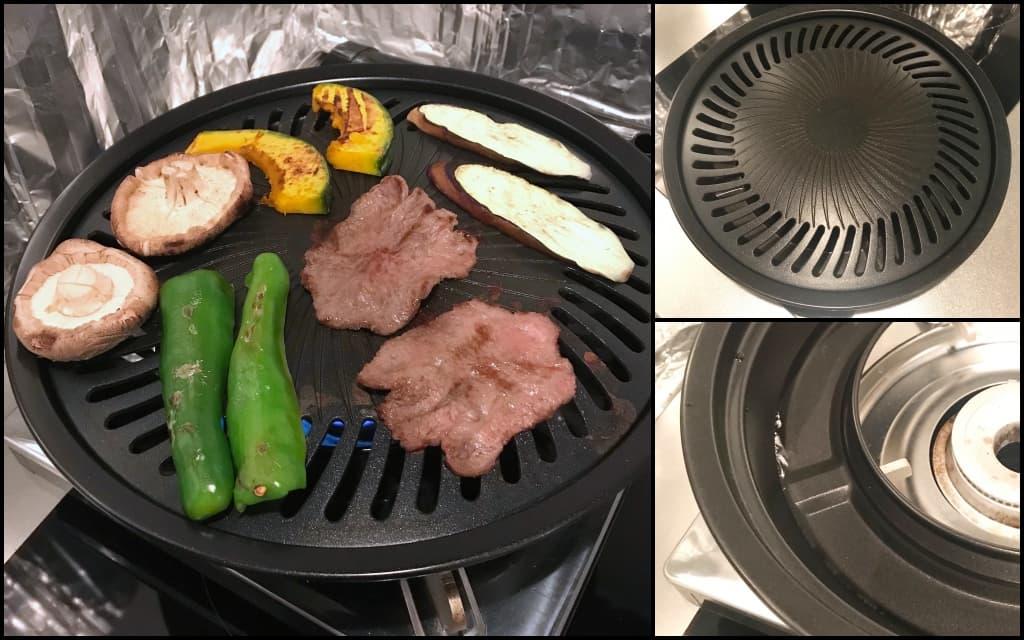 イワタニ焼肉プレートCB-P-Y-2があればマンション焼肉問題何とかなる